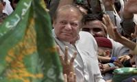 Rivals fail to stop Nawaz's GT Road show
