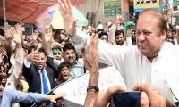Nawaz poised to achieve target of mobilising party workers