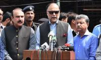 Panama verdict costs economy Rs1,500 billion: Ahsan Iqbal