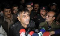 Malir encounter: IGP Sindh suspends SSP Rao Anwar