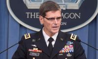 Positive indicators coming from Pakistan on militants: US General