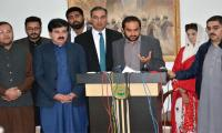 Senate Chairman slot: Sanjrani likely to be PTI, PPP candidate