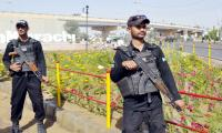 PSL final: Over 8,000 cops to perform duties in city today
