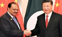 Pakistan, China agree to boost strategic ties: Mamnoon meets Xi as SCO summit begins in Qingdao city