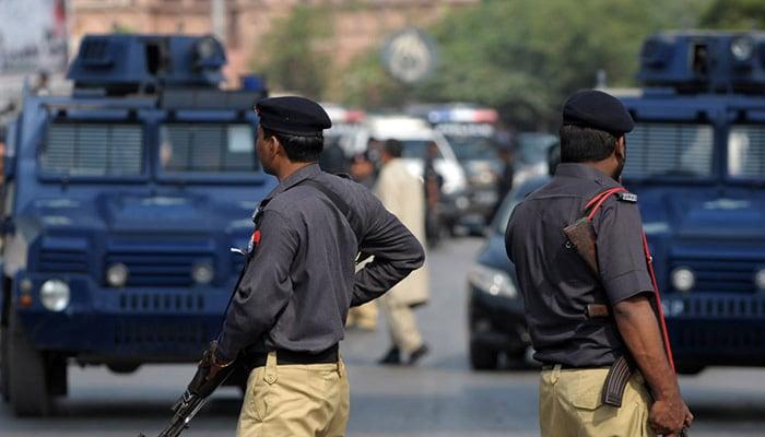 Changes in Sindh police after ECP's nod | Karachi | thenews com pk