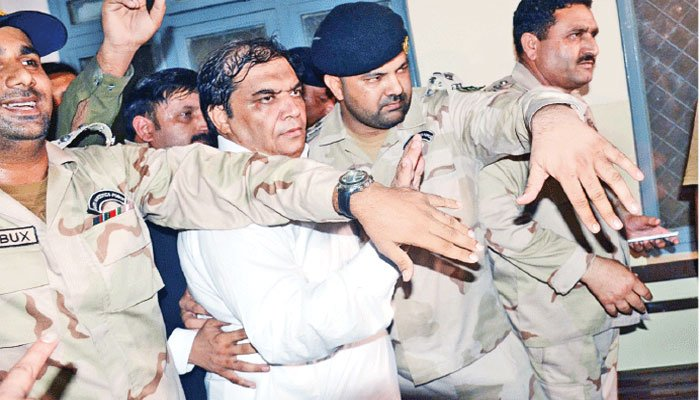 Court hands over life imprisonment to Hanif Abbasi in ephedrine case