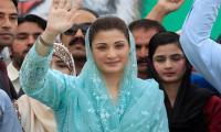 Maryam Nawaz's tweet raises PTI's eyebrows
