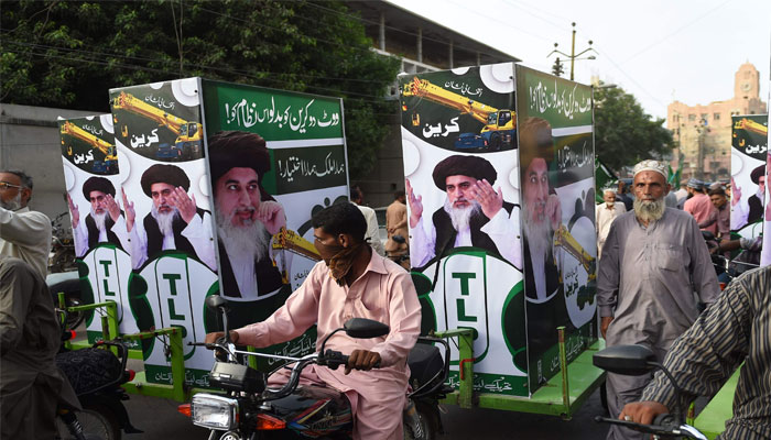 Tehreek-e-Labbaik Pakistan (TLP): Manifestation of a Weak State