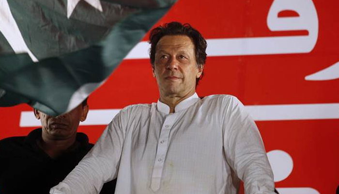 Former cricket legend Imran Khan confirmed as new Pakistan Prime Minister