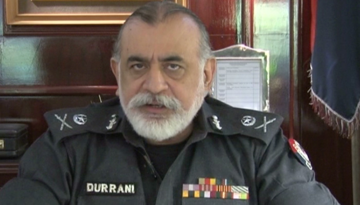 Durrani's 'yes' to reform Punjab Police awaited | Pakistan | thenews