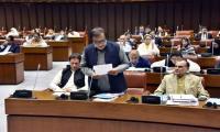 Senate passes resolution against proposed cartoon contest