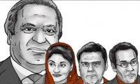 NAB moves SC against IHC order to take up Sharifs' pleas