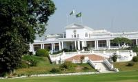 KP Governor's House yet to be opened for public