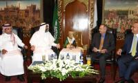 Aramco keen on establishing oil refinery in Gwadar