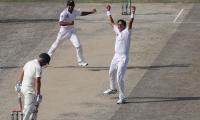 Pakistan edge closer to win as Abbas rips through Aussies