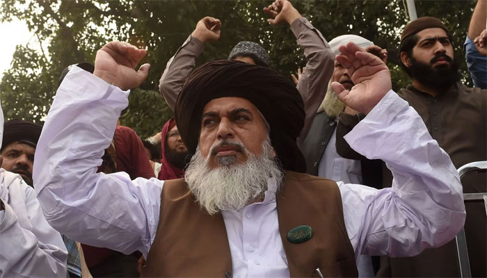 Pakistan charges TLP clerics with treason