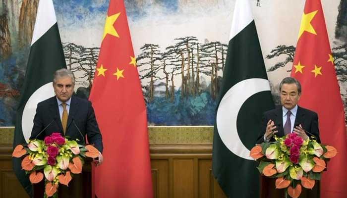 Pak Tension Dominates First China, Pakistan Strategic Dialogue