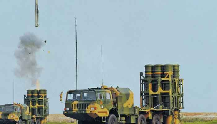 Pakistan deploys new air defence system at LoC   Top Story