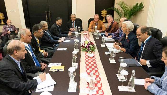 IMF finds Pak negotiators tough | Top Story | thenews com pk
