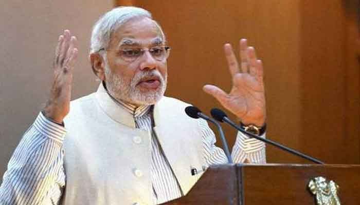 In Balasore, PM Modi attacks Congress for not demonstrating country's defence capability