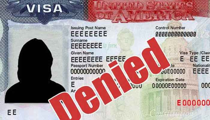 US places visa sanctions on Pakistan | Top Story | thenews com pk