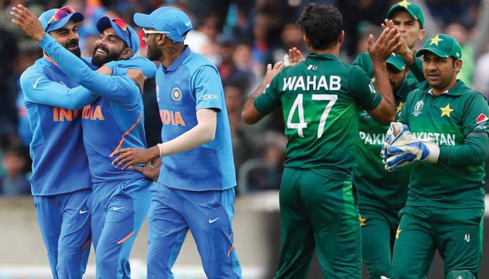 India vs Pakistan LIVE: ICC Cricket World Cup 2019 live score and latest updates
