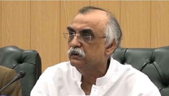 No political hands involved in traders' strike: Shabbar