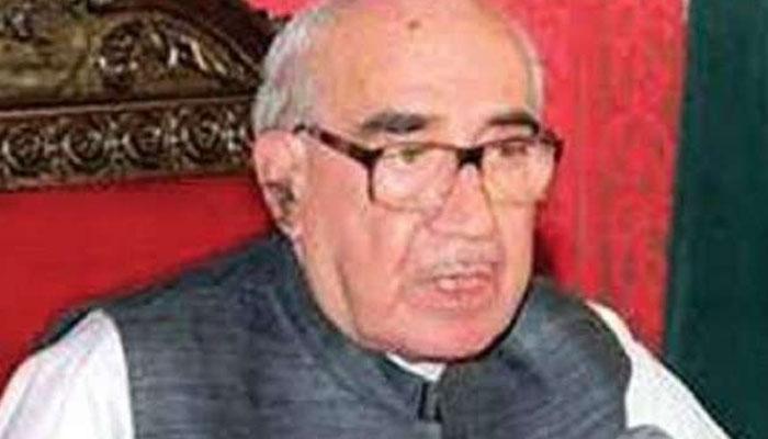 Widow of Ghulam Ishaq Khan passes away | Pakistan | thenews