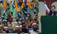 Pakistan speaks with one voice on Kashmir