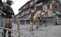 Curfew in IHK enters 28th day