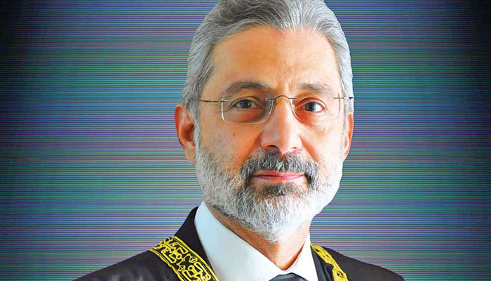 Justice Isa not included in any SC bench for next week
