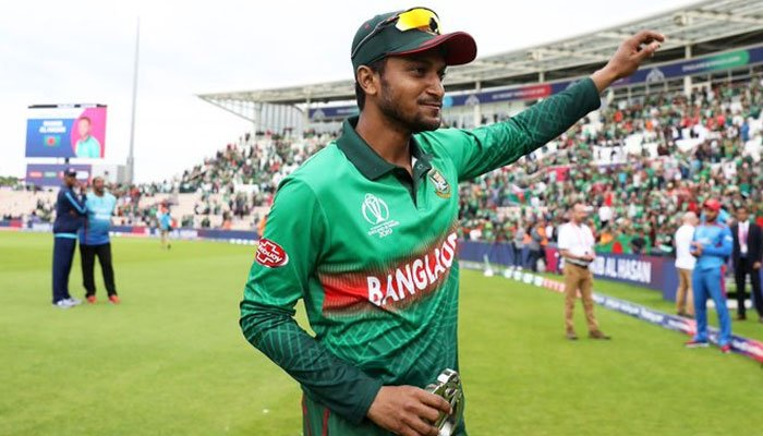 Unless our demand is fulfilled we aren't coming back: Shakib Al Hasan