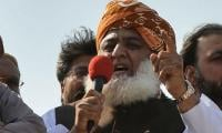 For the sake of country…: Govt not be given even a single day, says Maulana Fazlur Rehman