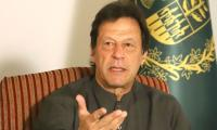 No need for talks if resignation is only demand: PM Imran Khan