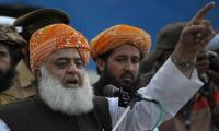 Nothing short of PM's resignation, says Maulana Fazlur Rehman