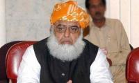 Was assured govt will go in December: Fazlur Rehman