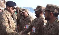 Aggression will be thwarted: General Qamar Bajwa
