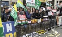 Kashmiris observe India's Republic Day as black day