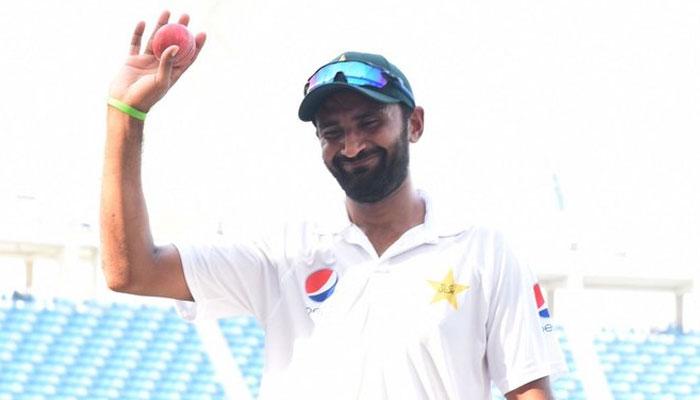 Pakistan recall Ashraf, Bilal for Bangladesh Test