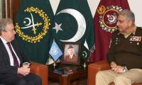 Committed to stable, peaceful Pakistan: Gen Qamar Bajwa
