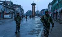 Kashmir: the current developments
