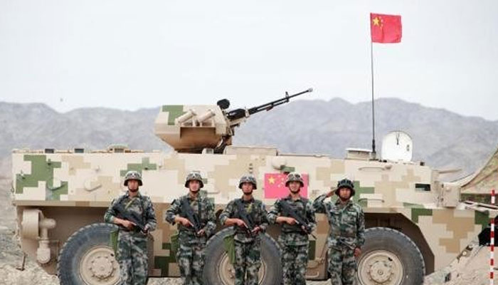 China captures over 60sq km area
