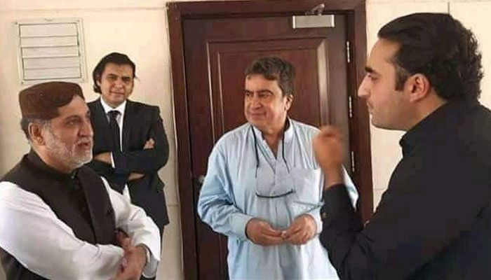 Bilawal, Akhtar Mengal consent to devise joint technique on financial plan