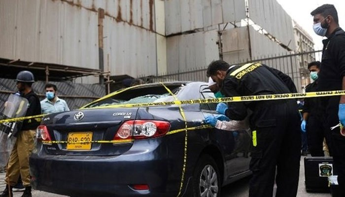 Gunmen attack Pakistani stock exchange with grenades and guns, four killed: Cops