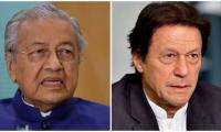 PM discusses Palestine situation with Mahathir