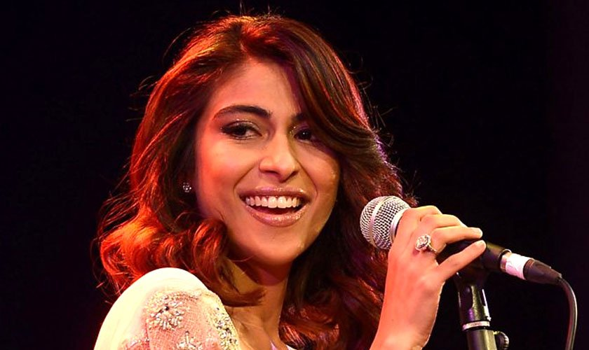 When Singer Songwriter And Actor Meesha Shafi Talks To Her Two Children A Boy And A Girl She Always Tells Them To Speak Up If At Any Time Someone Anyone