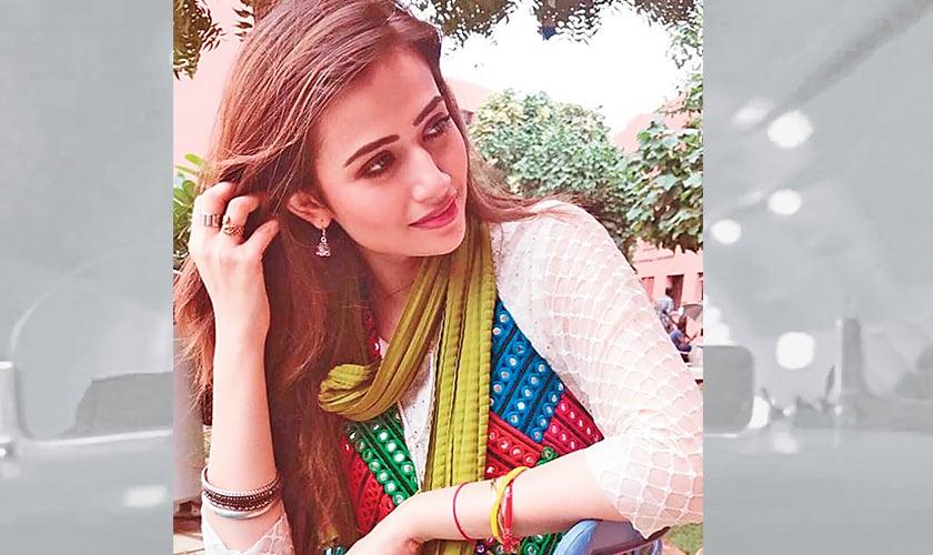 Sana Javed age real