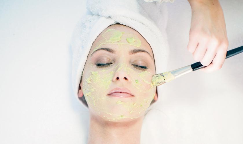 Image result for Opt for masking for flawless skin