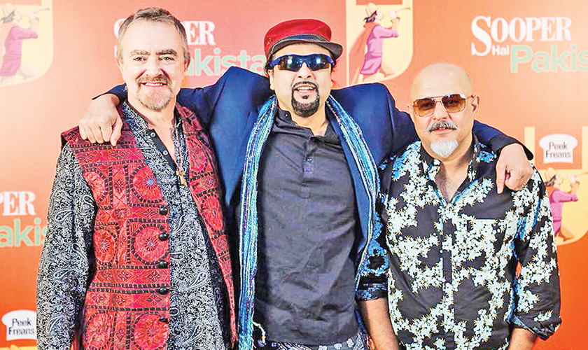 Junoon set for a comeback, courtesy biscuit brand