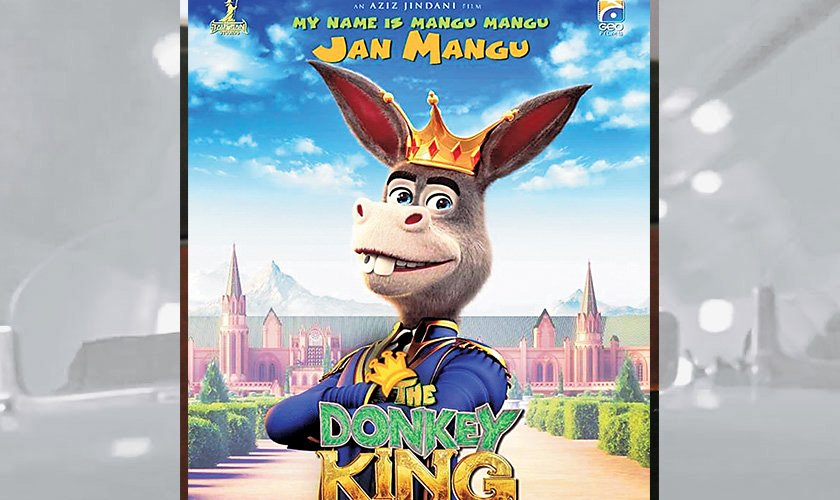 the donkey who would be king